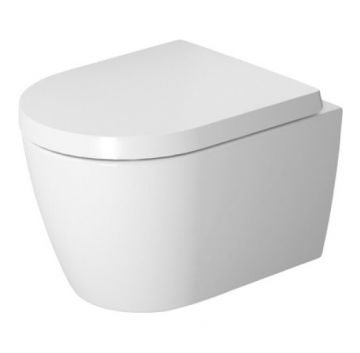 Actie Duravit Me By Starck Rimless Pack Compact Incl. Softclose Zitting